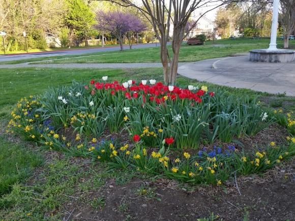 Sundial garden 2